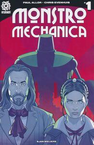 [Monstro Mechanica #1 (Cover A Chris Evenhuis) (Product Image)]