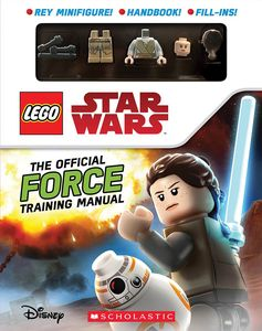 [LEGO: Star Wars: The Official Force Training Manual (Hardcover) (Product Image)]