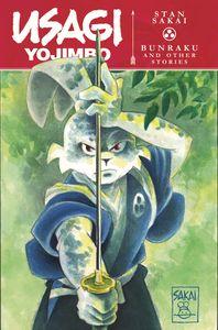 [Usagi Yojimbo: Volume 1: Bunraku & Other Stories (Product Image)]