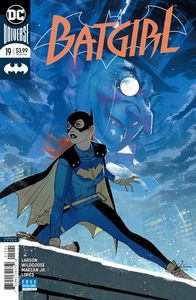 [Batgirl #19 (Variant Edition) (Product Image)]