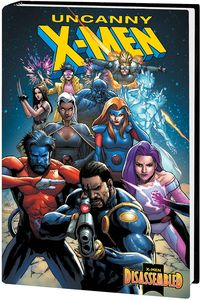 [Uncanny X-Men: X-Men Disassembled (Hardcover) (Product Image)]