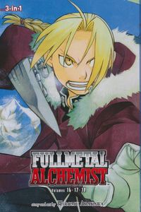 [Fullmetal Alchemist: 3-In-1 Edition: Volume 6 (Product Image)]