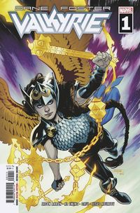 [The cover for Valkyrie: Jane Foster #1]