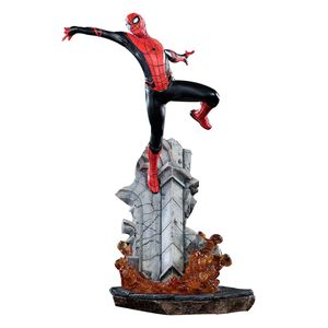[Spider-Man: Far From Home: Art Scale Statue: Spider-Man (Product Image)]