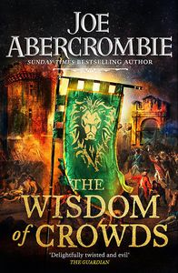 [The Age Of Madness: Book 3: The Wisdom Of Crowds (Hardcover) (Product Image)]