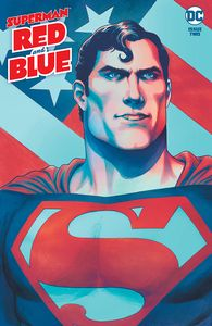 [Superman: Red & Blue #2 (Cover A Nicola Scott) (Product Image)]