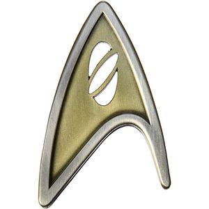 [Star Trek: Beyond: Magnetic Insignia Badge: Science (Product Image)]
