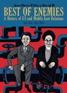 [Best Of Enemies: Volume 2: History Of US & Middle East Relations: Part 2 (Hardcover) (Product Image)]