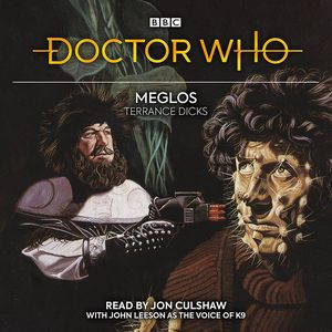 [Doctor Who: 4th Doctor Novelisation: Meglos (Product Image)]