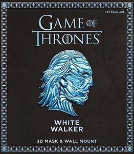 [Game Of Thrones: White Walker Mask (Product Image)]