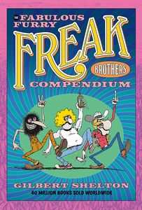 [Fifty Freakin Years Of The Fabulous Furry Freak Brothers (Product Image)]