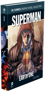 [DC Graphic Novel Collection: Special: Volume 12: Superman Earth One (Hardcover) (Product Image)]