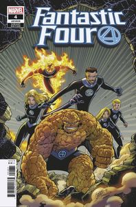 [Fantastic Four #4 (Lim Reunited Variant) (Product Image)]