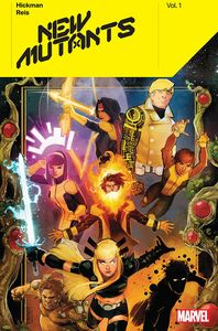 [New Mutants By Hickman: Volume 1 (Product Image)]