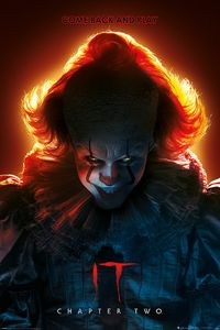 [IT: Chapter Two: Poster: Come Back To Play (Product Image)]