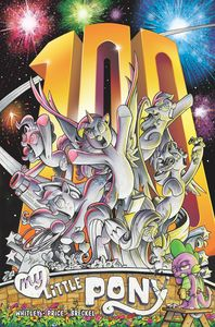 [My Little Pony: Friendship Is Magic #100 (Cover A Andy Price) (Product Image)]