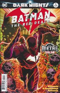 [Batman: The Red Death #1 (Metal) (2nd Printing) (Product Image)]
