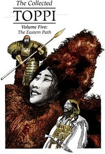 [Collected Toppi: Volume 5: Eastern Path (Hardcover) (Product Image)]