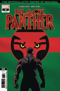 [Black Panther #3 (2nd Printing Acuna Variant) (Product Image)]