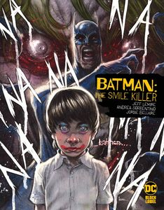 [Batman: The Smile Killer #1 (Kaare Andrews Variant Edition) (Product Image)]