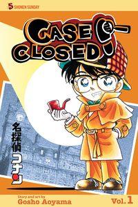 [Case Closed: Volume 1 (Product Image)]