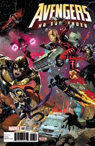 [Avengers #681 (2nd Printing Brooks Variant) (Product Image)]