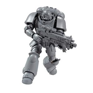 [Warhammer 40K: Action Figure: Space Marine (Artist's Proof) (Product Image)]