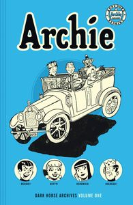 [Archie Archives: Volume 1 (Hardcover) (Product Image)]