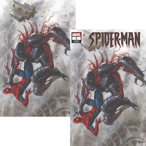 [Spider-Man #1 (Lucio Parrillo Variant Set) (Product Image)]