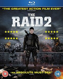 [The Raid 2 (Blu-Ray) (Product Image)]