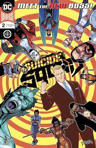 [Suicide Squad #2 (Product Image)]