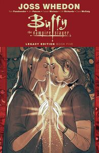 [Buffy The Vampire Slayer: Legacy Edition: Volume 5 (Product Image)]