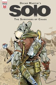 [Solo: The Survivors Of Chaos (Hardcover) (Product Image)]