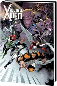 [All New X-Men: Volume 3 (Hardcover) (Product Image)]
