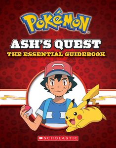 [Pokemon: Ash's Quest: The Essential Handbook (Hardcover) (Product Image)]