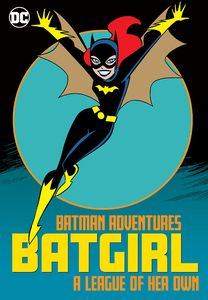 [Batgirl Adventures: A League Of Her Own (Product Image)]