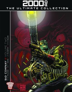 [2000AD: Ultimate Graphic Novel Collection #50: Bad Company (Product Image)]