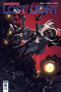 [Transformers: Lost Light #6 (Subscription Variant A) (Product Image)]