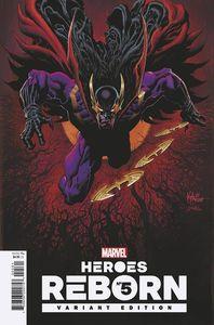 [Heroes Reborn #5 (Hotz Variant) (Product Image)]