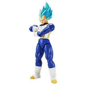 [Dragon Ball Super: Rise Kit Action Figure: Super Saiyan God Vegeta (Product Image)]