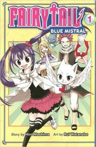 [Fairy Tail: Blue Mistral: Volume 1 (Product Image)]
