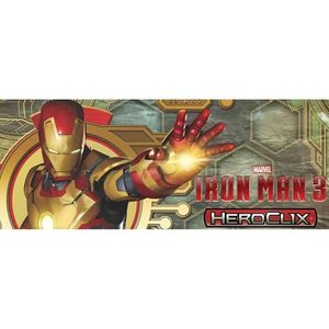 [Iron Man 3: Heroclix: Single Booster A (Product Image)]