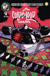 [Cold Blood: Samurai #4 (Product Image)]