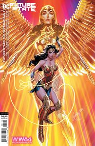 [Future State: The Next Batman #1 (Cover D Wonder Woman 1984 J Scott Campbell Card Stock Variant) (Product Image)]
