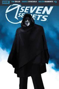 [Seven Secrets #9 (Cover C Mercado Variant) (Product Image)]
