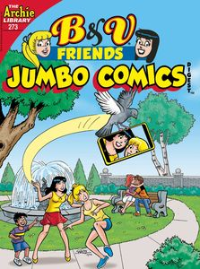 [B & V Friends: Jumbo Comics Digest #273 (Product Image)]