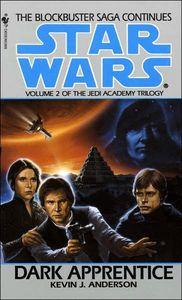 [Star Wars: Jedi Academy: Book  2: Dark Apprentice (Product Image)]