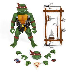 [Teenage Mutant Ninja Turtles: Ultimates Action Figure: Raphael (Product Image)]