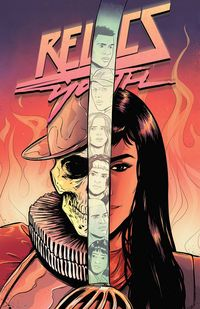 [The cover for Relics Of Youth #2]
