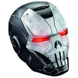 [Marvel Legends: Punisher Helmet: War Machine (Product Image)]